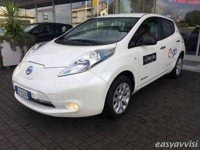 usata Nissan Leaf elettrico sincrono trifase visia plus elettrica 4/5-porte automatico antracite