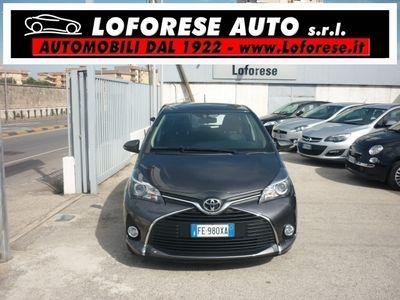 brugt Toyota Yaris usata del 2016 a Taranto, E.11.500