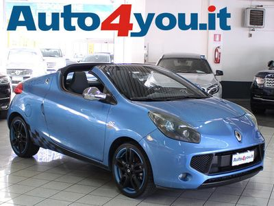 "usata Renault Wind 1.2 TCE 100CV Wave Edition ""GPL"""
