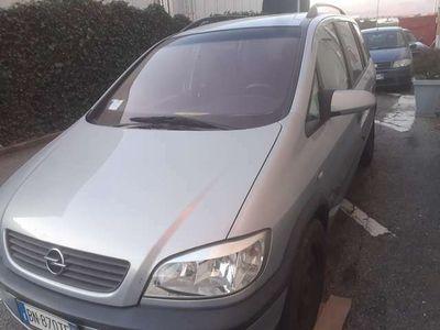 usata Opel Zafira 1.6 16V cat Comfort****7 POSTI***EURO 4