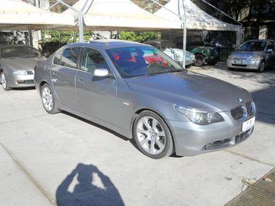 usata BMW 535 Serie 5 d Eccelsa Usato