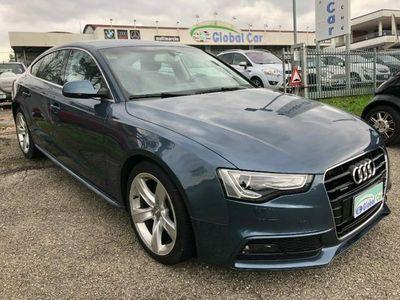 usata Audi A5 SPB 2.0 TDI 190 CV clean diesel Advanced