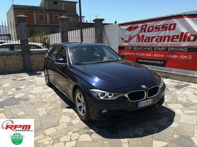 usata BMW 320 Serie 3 d Touring Business Advantage aut.