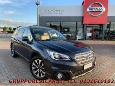 usata Subaru Outback 2.5i-S Lineartronic Bi-Fuel Unlimited Benzina/GPL