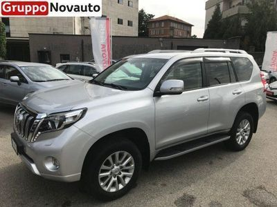 second-hand Toyota Land Cruiser 2.8 D4-D 5 porte Lounge
