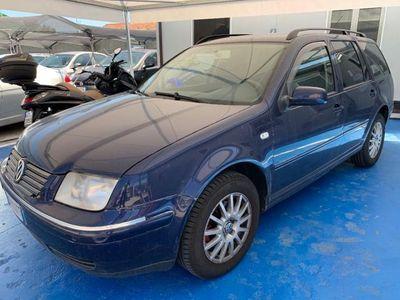 used VW Bora TDI/101 CV Trendline