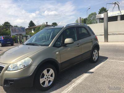 gebraucht Fiat Sedici multijet 4x4