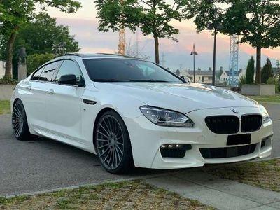 usata BMW 640 640 d Gran Coupé xDrive