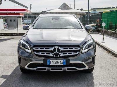 usata Mercedes 200 GLA GLA-X156 2017 Dieseld Sport 4matic auto