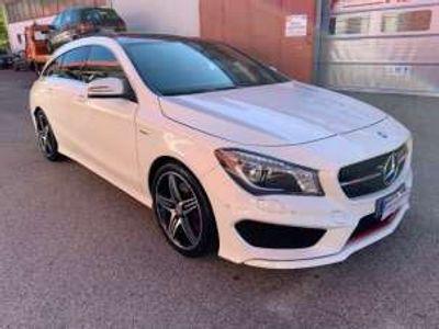 usata Mercedes CLA250 Shooting Brake 4Matic Premium Supersport Benzina