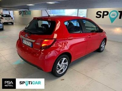 usata Toyota Yaris 3ª serie 1.5 Hybrid 5 porte Active