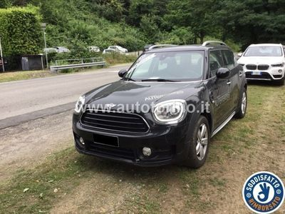 used Mini Cooper D Countryman Cooper D Countryman
