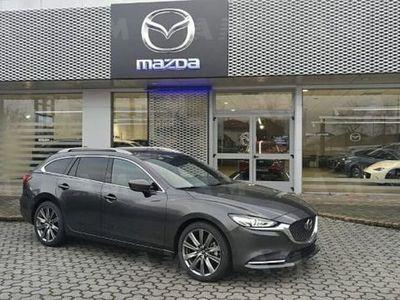 usata Mazda 6 Station Wagon 2.2L Skyactiv-D 184CV A/T Wagon Exclusive nuova a Albano Vercellese