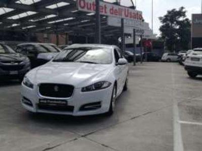 usata Jaguar XF Sportbrake 2.2 D 200 CV Premium Luxury Diesel