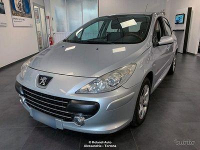 usata Peugeot 307 1.6 16v hdi fap 110cv 5p. australian diesel
