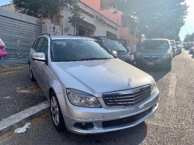 used Mercedes C220 GARANZIA 12 MESI KM CERTIFICATI