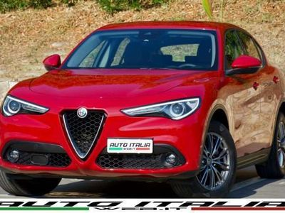 usata Alfa Romeo Stelvio Stelvio2.2 Turbodiesel 210 CV AT8 Q4 Super usato