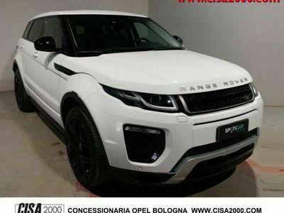 usata Land Rover Range Rover evoque 2.0 TD4 150 CV 5p. SE Dynamic AUTOMATICO