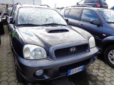 usado Hyundai Santa Fe 1ª serie - 2003