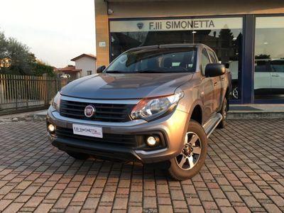 usata Fiat Fullback 2.4 150CV Doppia Cabina SX S&S - KM0