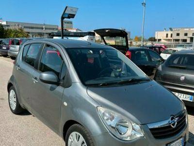 usata Opel Agila 1.2 Eco-GPL