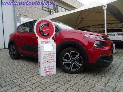 usata Citroën C3 1.2 PURETECH 110 CV S&S EAT6 SHINE