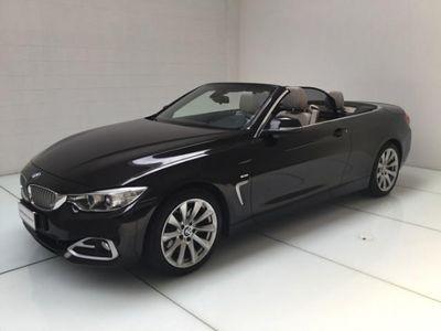 used BMW 425 d Cabrio