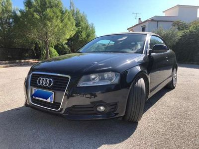 usata Audi A3 Cabriolet 1.9 TDI F.AP. Attraction