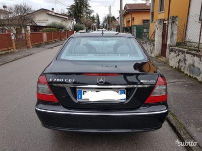usado Mercedes 280 classe e evoCDI