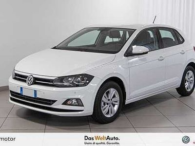 usata VW Polo Business 1.6 TDI 5p. Comfortline BlueMotion Tech. nuova a Rivoli
