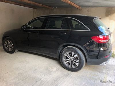 second-hand Mercedes GLC220 d 4Matic Business usato