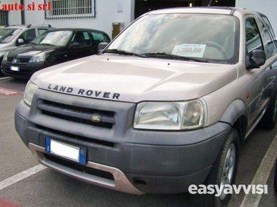 używany Land Rover Freelander 1.8 cat 3p.