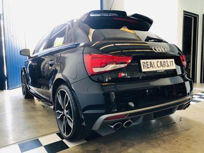 usata Audi S1 Sportback Quattro 2.0tfsi !! BELLISSIMA !!!