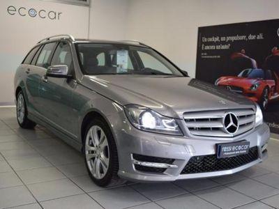 usata Mercedes C250 CDI S.W. 4M. BlueEFF. Avantgarde Aut. rif. 7327277