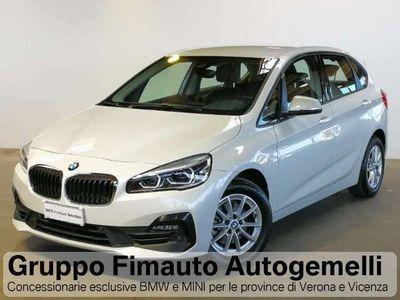 usata BMW 216 Active Tourer d Business + Led