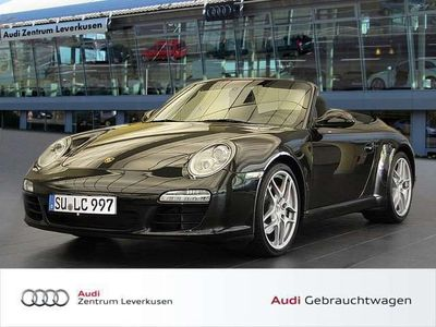 usata Porsche 911 Carrera S Cabriolet 997 manuale