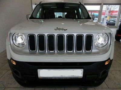 usata Jeep Renegade 1.4 MultiAir DDCT Limited