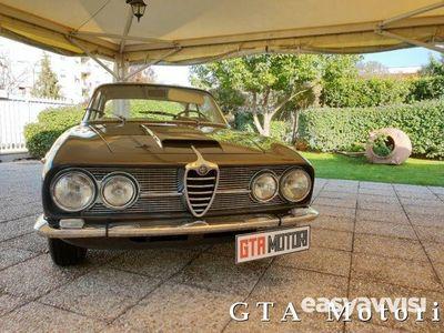 used Alfa Romeo 2600 sprintbertone unico proprietario benzina