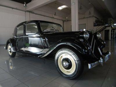 brugt Citroën Traction Avant 11B DA VETRINA RESTAURO MANIACALE