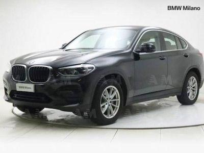 usata BMW X4 xDrive20d Business Advantage del 2019 usata a Milano