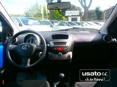 usata Toyota Aygo 1.0 12V VVT-i 5 porte Lounge
