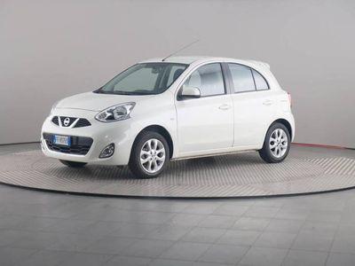 usata Nissan Micra 1.2 80cv Acenta Eu6