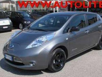 usata Nissan Leaf Black Edition 30KWh Elettrica