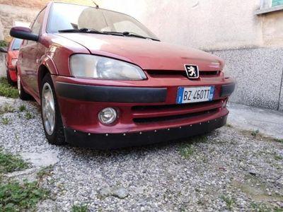 usata Peugeot 106 1.6i 16V cat 3 porte Rallye