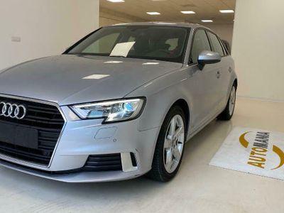 usata Audi A3 SPB 1.6 TDI 116 CV S tronic Sport