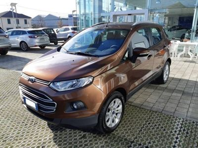 gebraucht Ford Ecosport EcoSport