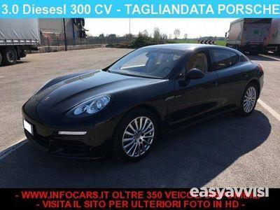 begagnad Porsche Panamera 3.0 diesel - tagliandi