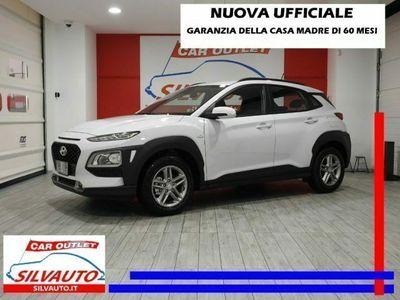 usado Hyundai Kona CLASSIC 1.6 CRDI 115CV - NUOVA UFFICIALE DA IMMATRICOLARE - GARANZIA DELLA CASA MADRE 60 MESI
