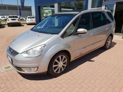 used Ford Galaxy 2.0 TDCi 140 CV Ghia