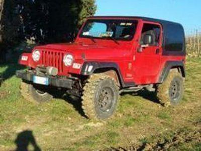 brugt Jeep Wrangler 2.4 sport